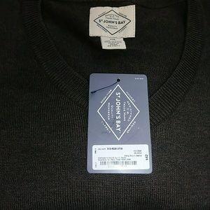 St. John's Bay Super Soft V- Neck Sweater XXL